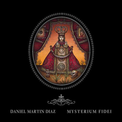 Mysterium Fidei - Daniel Martin Diaz (bookcover)