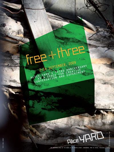 free+three poster 2