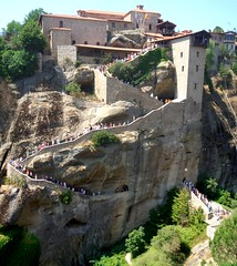Great Monastery - Meteora (pacoalfonso) Tags: travel great greece monastery grecia meteora pacoalfonso