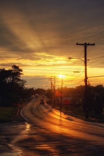 Cape Cod - Sunset
