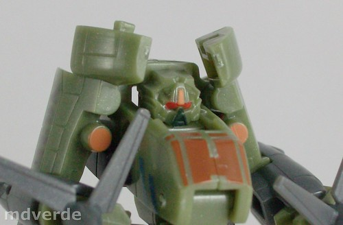 Transformers Springer RotF Legends - modo robot