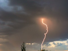 Morning Awakener (outdoorPDK) Tags: thunderstorm lightning