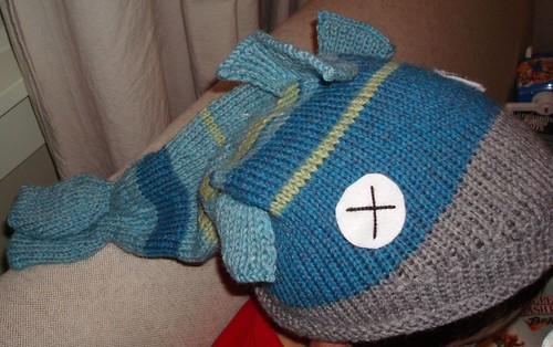 Rose Kim Knits Dead Fish Hat