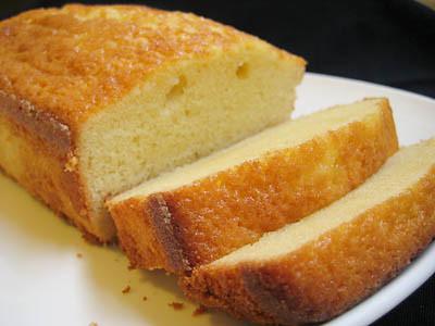 Good Eats 'n Sweet Treats: Perfect Pound Cake (SMS)