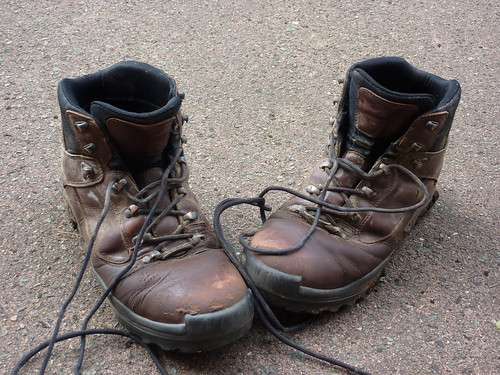 My old boots