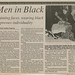1998-04-Spotsylvania High School Paper-Goth article