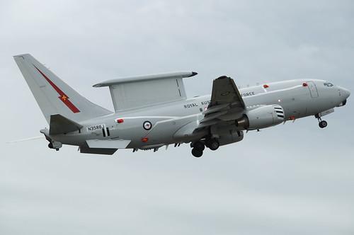 RAAF 737 Wedgetail