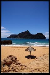 Praia Calheta - PortoSanto (David A.R.) Tags: viaje david portugal canon eos playa agosto 1750 tamron madeira paraiso 2009 vacaciones funchal portosanto 40d