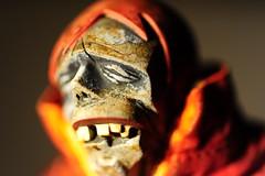 ashley wood boiler zombie (.BOZ.) Tags: wood macro closeup toys photography nikon close bokeh zombie ashley 3a boiler wwr ashleywood d700 threea 3atoys adventurekartel boilerzombie