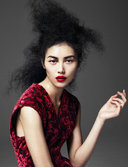 Vogue China October (Kai Z Feng Blog) Tags: china kara donna liu october vogue ricci kai wem z nina alexander prada feng mcqueen fendi