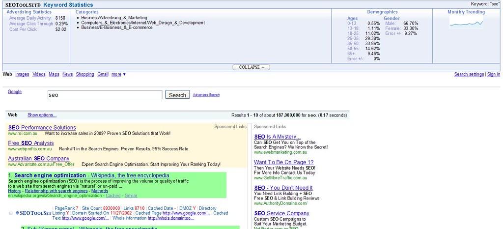 BC toolbar
