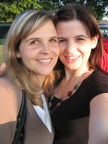 Nina and I