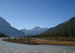 Rivers and Mountains (scottyboylamont) Tags: canada icefieldsparkway jaspertobanffnationalparks