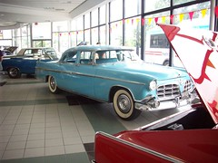 1956 Chrysler Imperial at Car Show (marcovitafinzi1) Tags: imperial 1956 chrysler