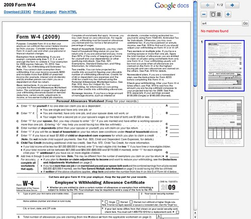 Google PDF Quick View & OCR