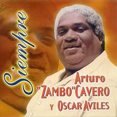 """Arturo """"Zambo"""" Cavero (1940-2009)"""