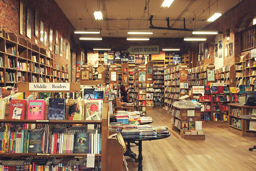 Elliot Bay...the best book store ever!