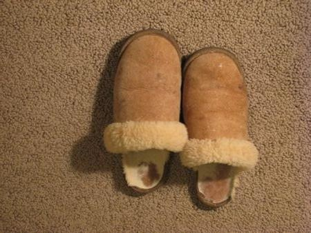 Sue's Slippers