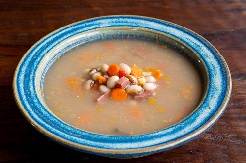 Harvest Bean Soup-2