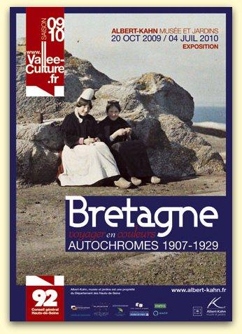 Bretagne, Voyager en Couleurs (Autochromes 1907~1929) - Musée Albert Kahn -Boulogne-Billancourt - 20 0ctobre 2009 au 4 Juillet 2010  dans EXPOSITIONS 4025295795_5d659a802b_o