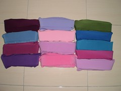 Tudung Annur-Earth Colour koleksi terbaru deputericreations 4054626236_af2318a451_m