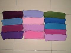 Tudung Annur-Earth Colour koleksi terbaru deputericreations 4054626236_af2318a451_m
