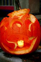 Scary Pumkin 10-31-09 -- IMG_9375