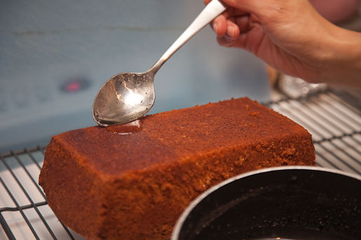 Vanilla Loaf loading syrup