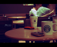... ( MR.LoNeLy  Back) Tags: black london berry starbucks mohammed lonely bb mohd  mrlonely
