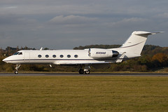 N308AB - 1496 - Private - Gulfstream IV SP - Luton - 091027 - Steven Gray - IMG_2924