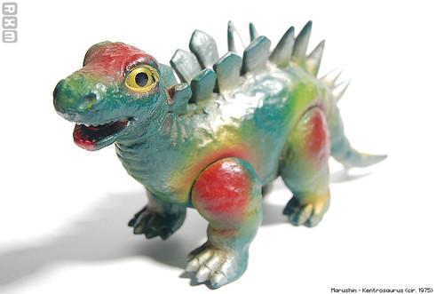 Marushin - Kentrosaurus (cir. 1975)