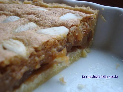 La Crostata di mele e mandorle E' di Adriano Continisio