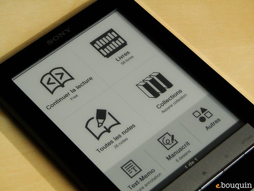 Sony Reader Touch Edition 24 sur 91