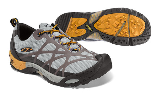 KEEN Shellrock - Neutral Grey/ Inca Gold