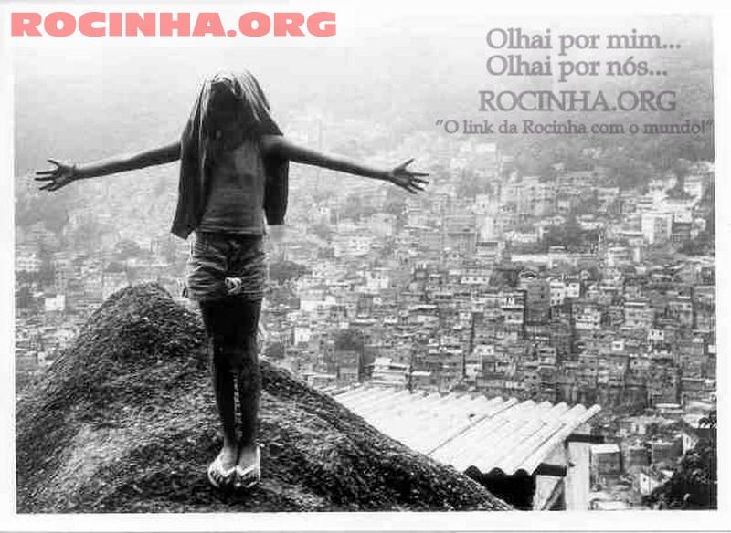 Cristo Redentor da Rocinha - By Treklens
