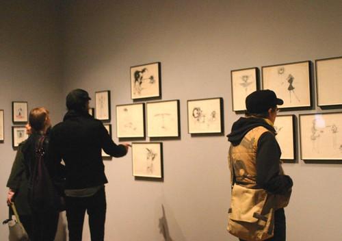 MoMA: Tim Burton