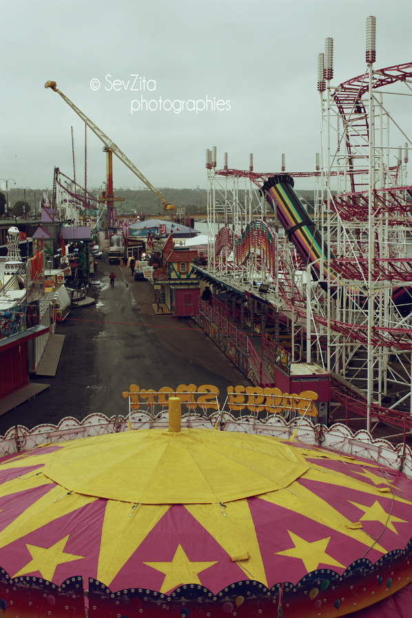 Foire St Romain by day #1