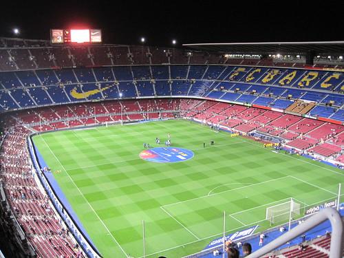 F.C. BARCELONA stadium & Museum