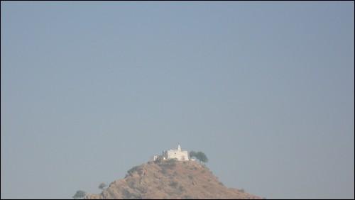 Savitri Temple atop Ratnagiri Hill