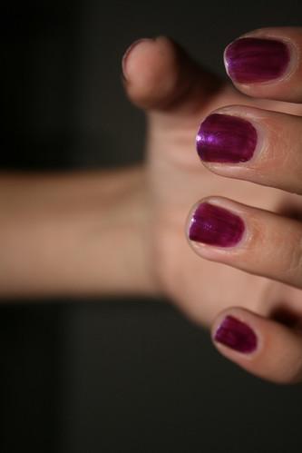Nails_violet