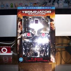 Terminator Salvation T-600 Limited Edition (IanC14) Tags: head le terminator salvation bluray t600 terminatorsalvation