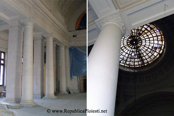 Detalii din Sala Pasilor Pierduti (2)
