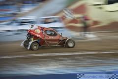 Car cross (DFGfotografia) Tags: car race cross racing bandera montjuich carrera paning barrido bugui mckopy