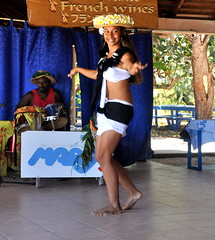 Intoxicating tropical flower scents (Eustaquio Santimano) Tags: ocean new blue panorama lighthouse white blur flower beach beautiful french drums dance pacific very steps performance dancer tourist tropical hip popular scents magnificent caledonia attraction shaking noumea tahitian intoxicating amedee pulsing energetic unmistakable amédéelighthouse lephareamédée