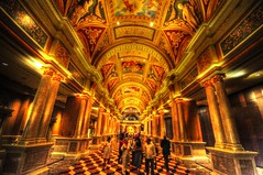 Venetian hotel& casino interior (Uros P.hotography) Tags: road park trip travel las vegas sky usa cloud tourism beautiful clouds america hotel amazing nice nikon perfect tour view superb path unique interior awesome united nevada sigma grand tourist casino hallway journey stunning excellent venetian states lovely incredible 1020 hdr breathtaking d300 slod300