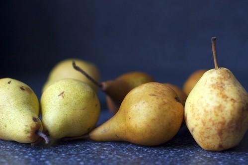 vanilla roasted pears | smitten kitchen