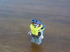 U.S. WW2 Paratrooper (The Skull Bandit) Tags: brick art apple movie for tv call arms lego duty ghost engine halo artsy will prototype microsoft amelia trans build cod nerf trade bionicle proto prototypes chapman protos mw2 brickarms mw1
