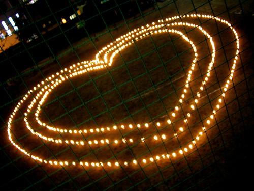 中崎町キャンドルナイト 2009.12.10