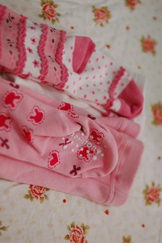Genki 襪子