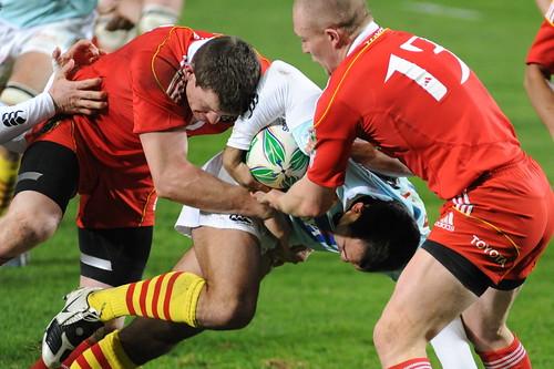 Munster - Perpignan (24 -23)